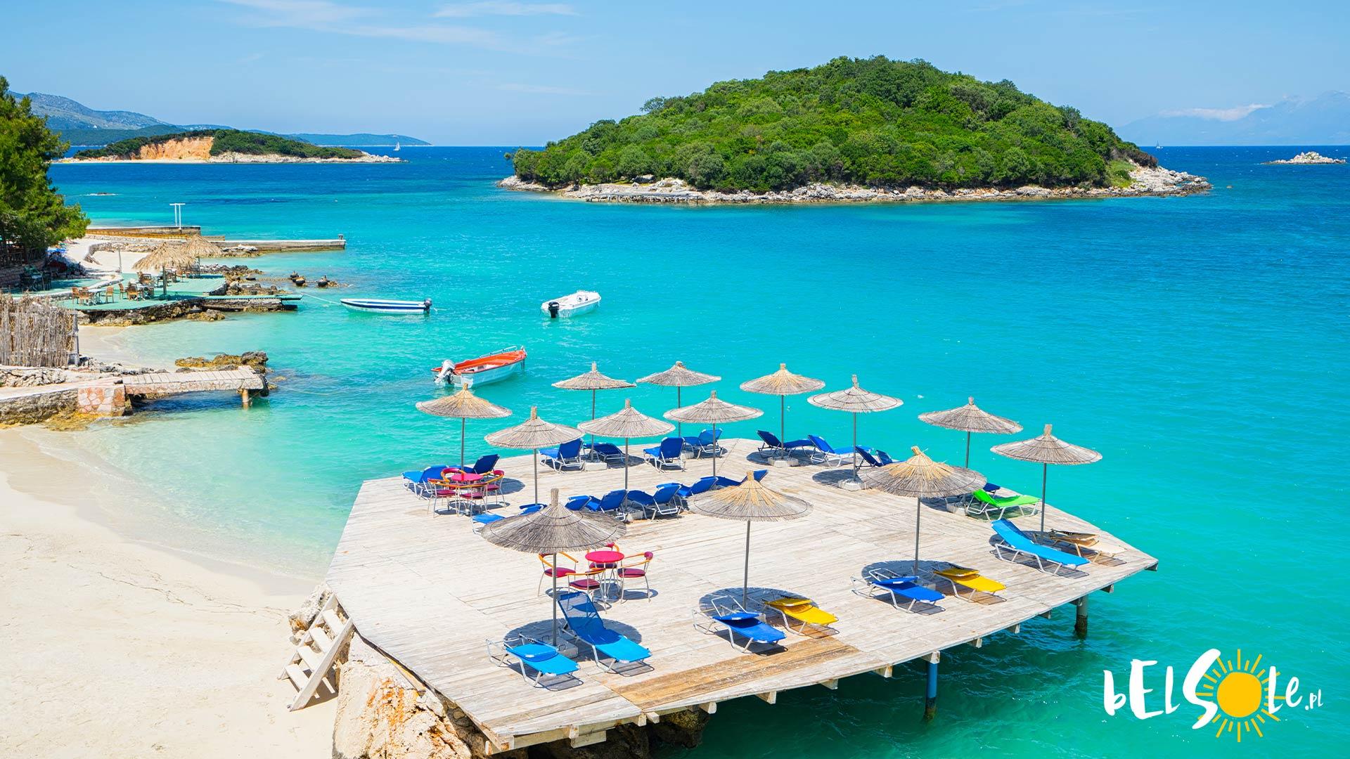 Albania atrakcje