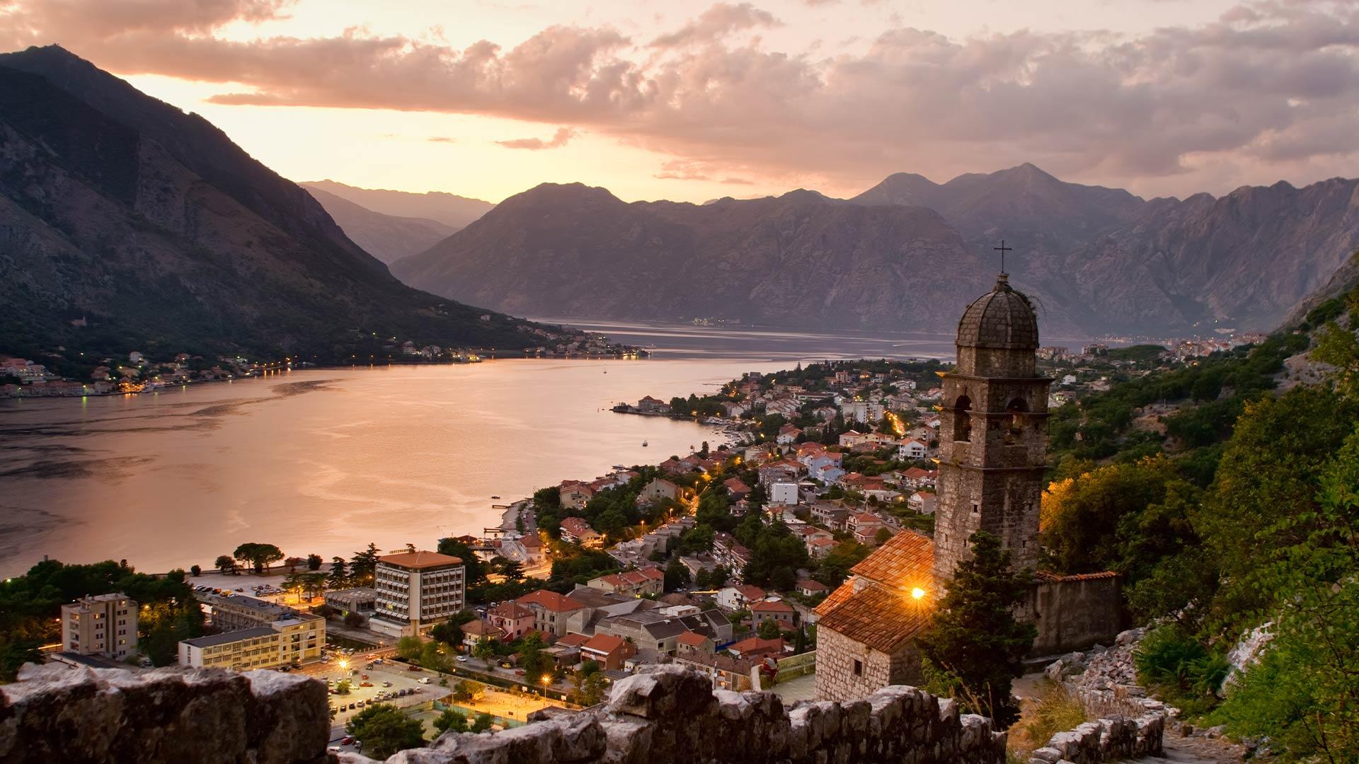 atrakcje Czarnogóra