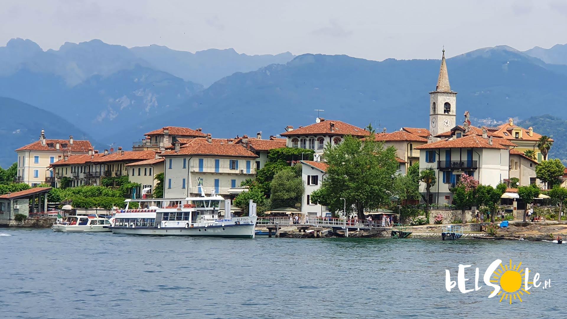 rejs prom lago maggiore