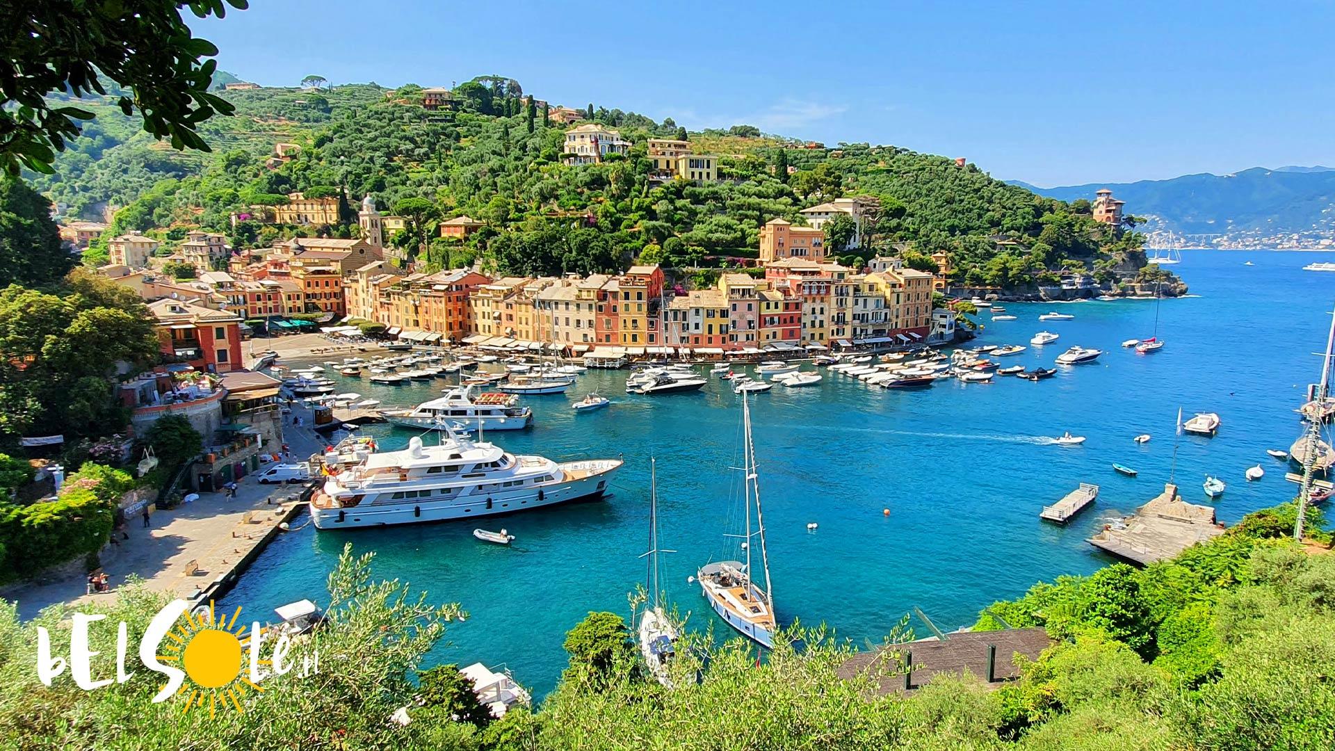 atrakcje Portofino