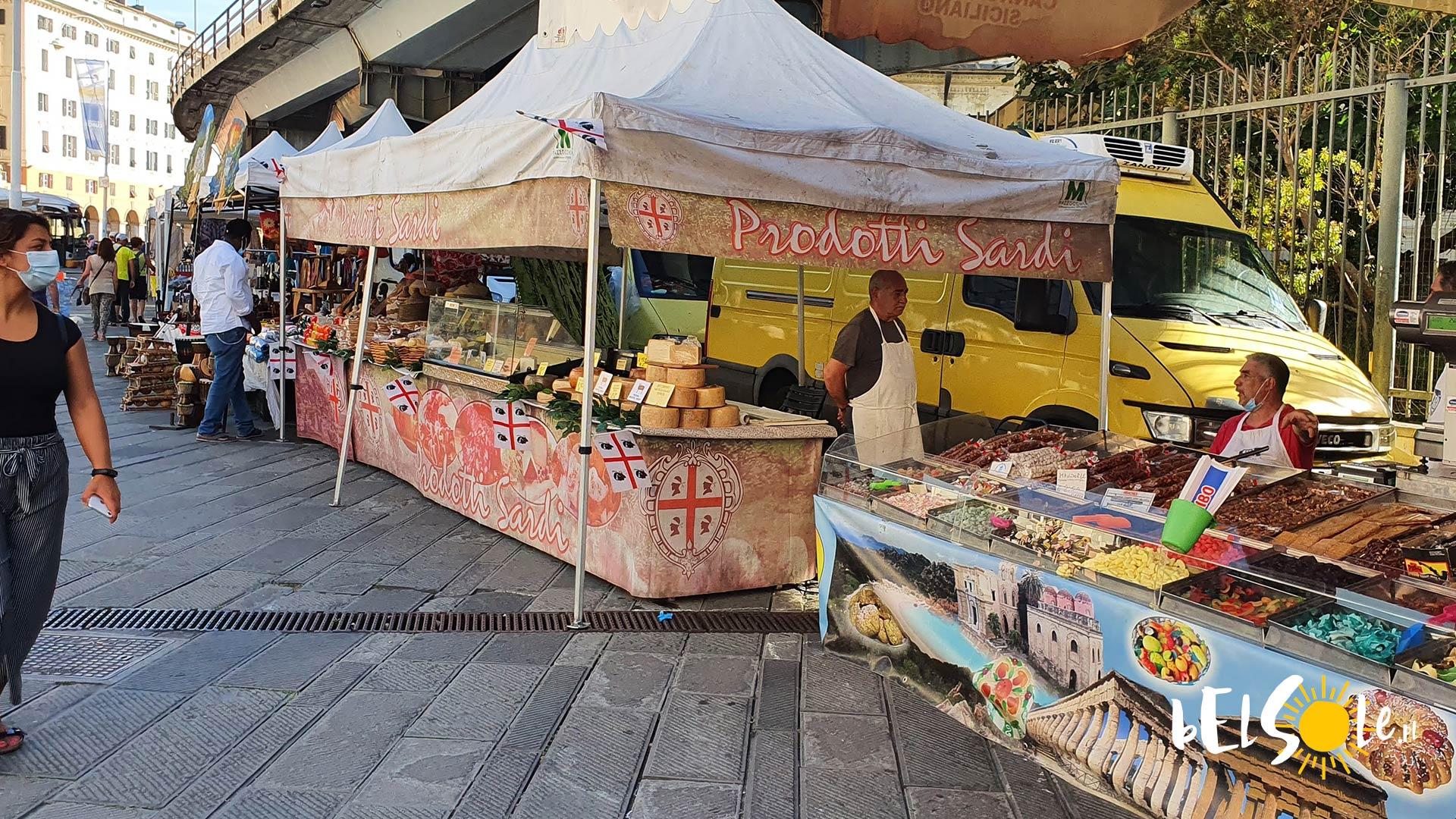 co kupić w Genui
