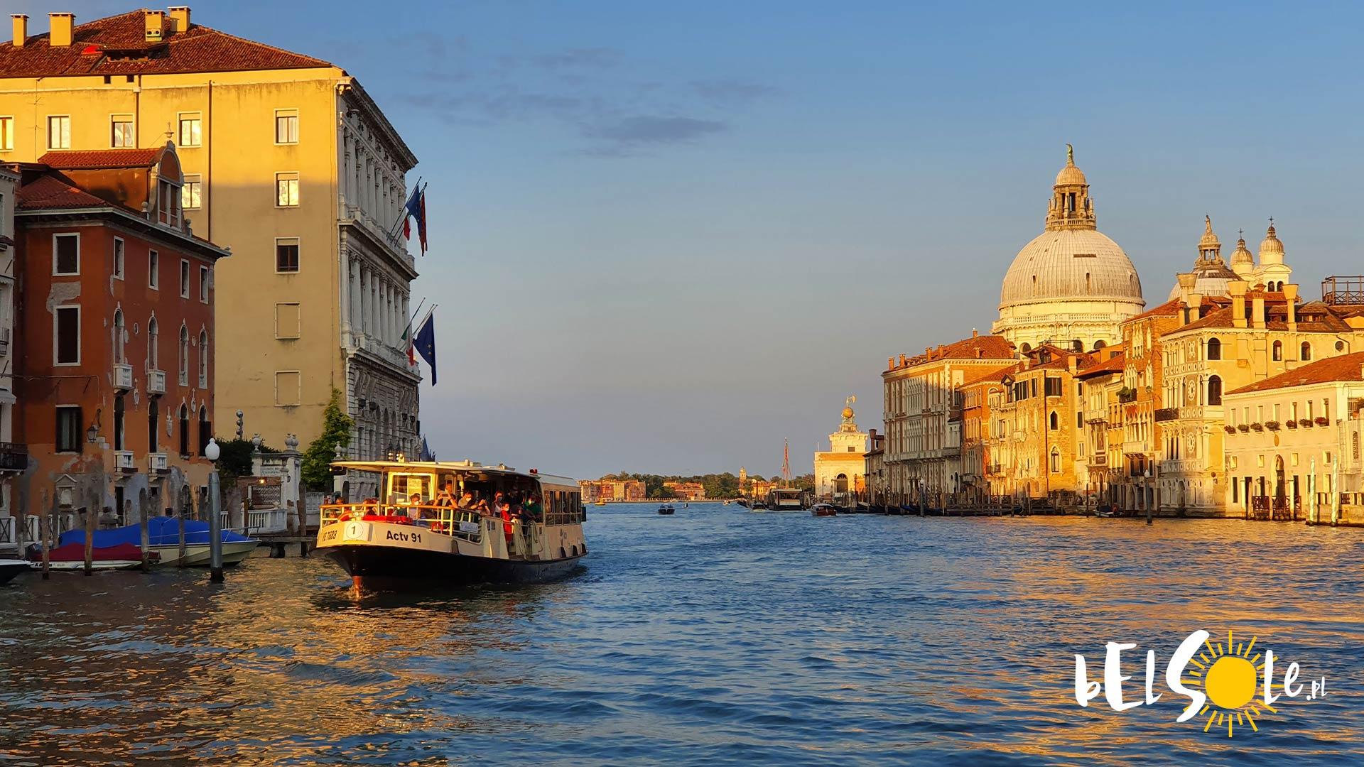 ile kosztuje zwiedzanie Wenecji