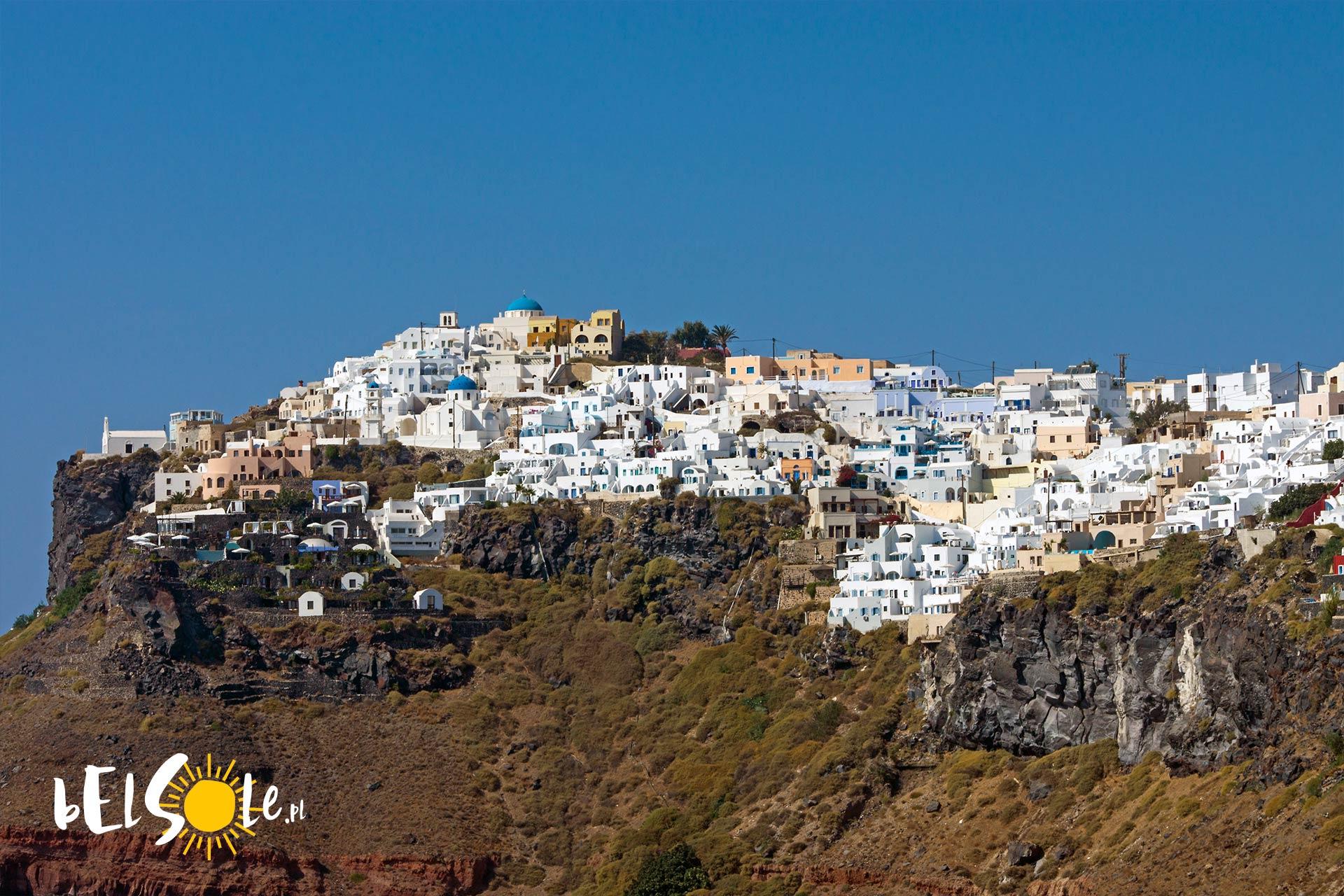 Imerovgli Santorini