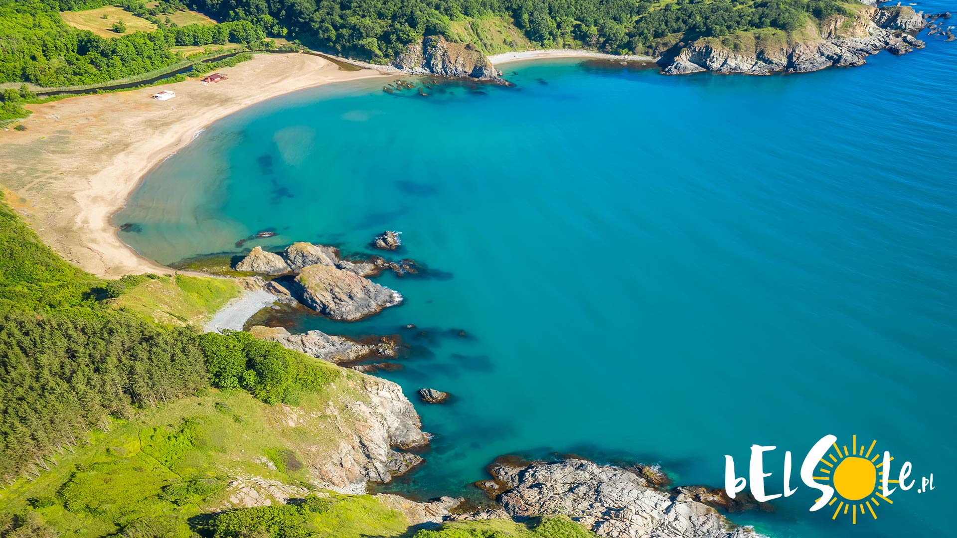 najlepsze plaze w Bulgarii