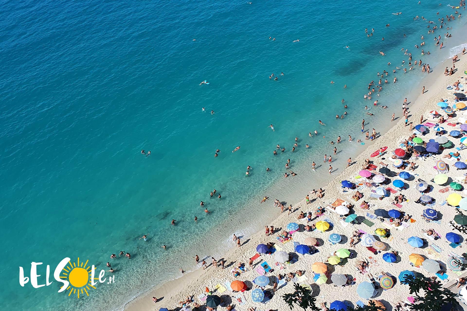 plaże w Tropei