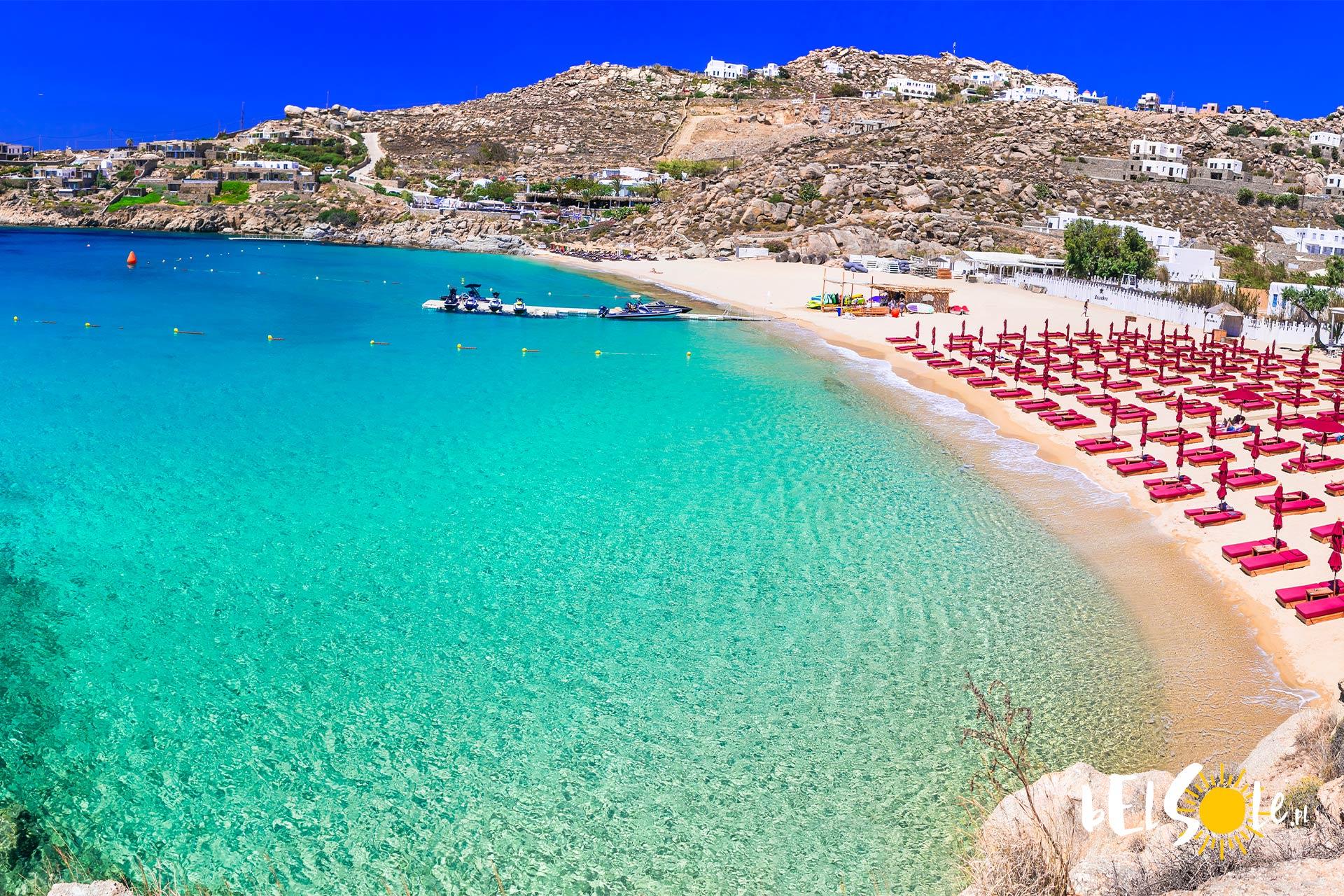 super paradise Mykonos