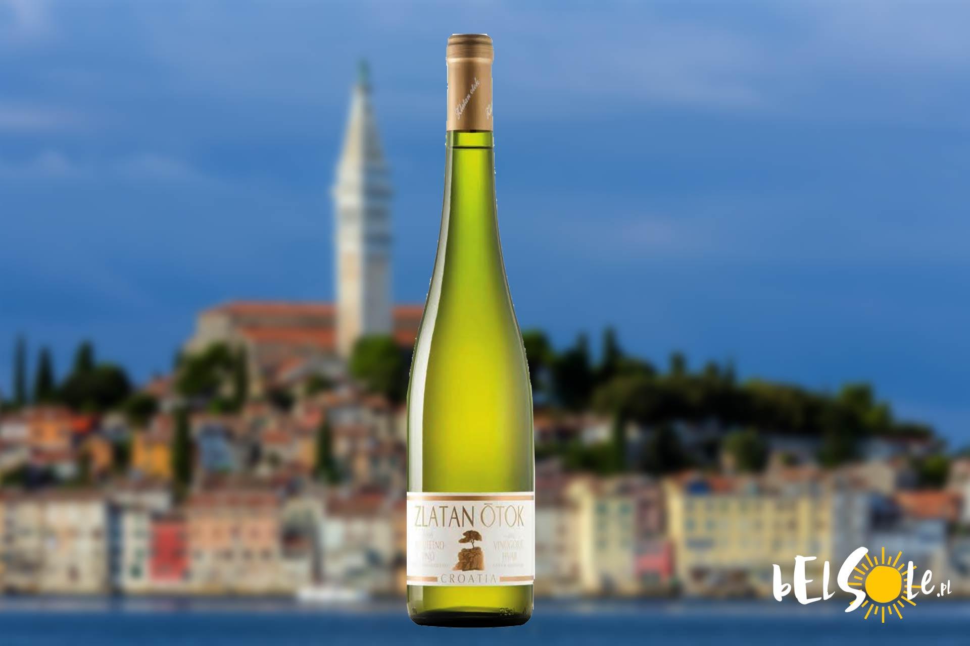 wino z Chorwacji